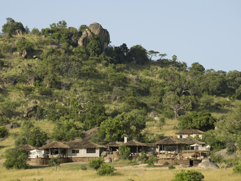 Mkombe's House -