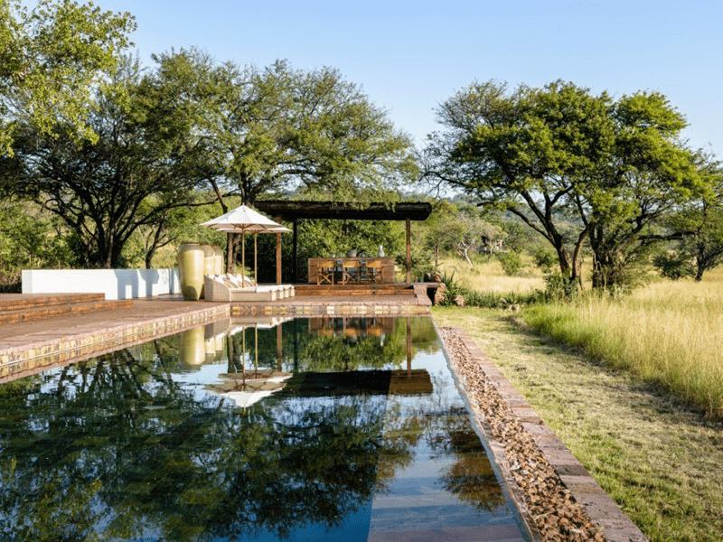 Singita Private House - Swimming Pool