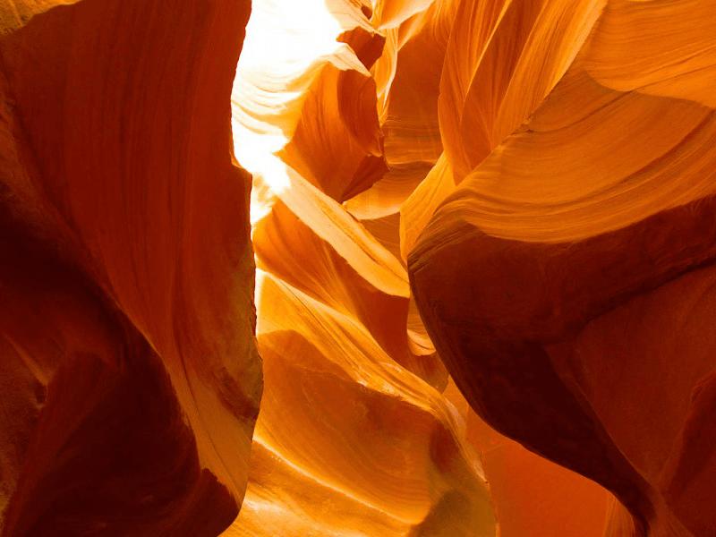 Arizona And Utah - Antelope Canyon