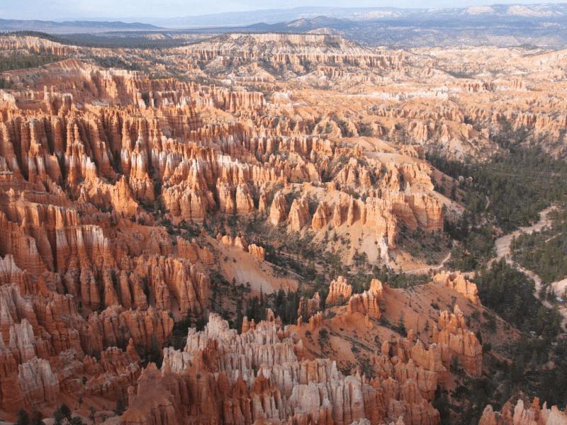 Arizona And Utah - Bryce Canyon