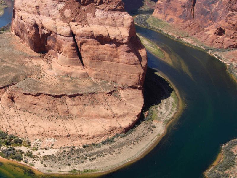 Arizona And Utah - Colorado River