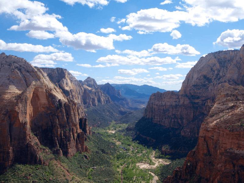 Arizona And Utah - Zion