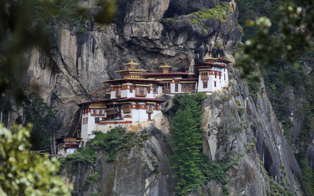 Bhutan - Taktsang Goemba