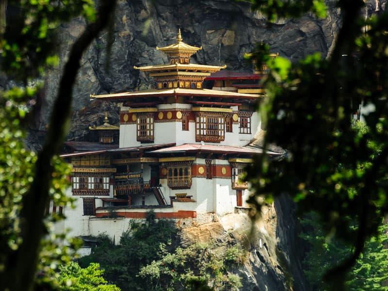 Bhutan - Monastery