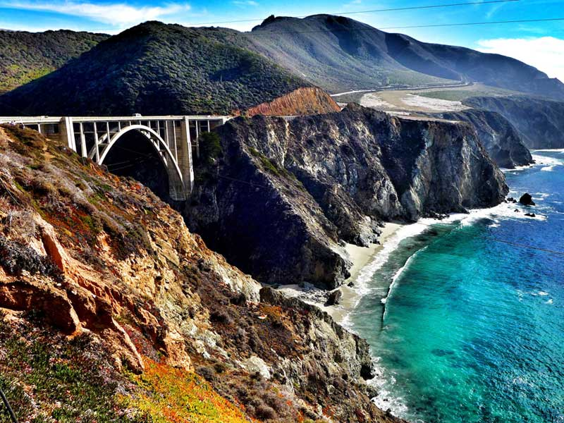 USA - Bixby Bridge