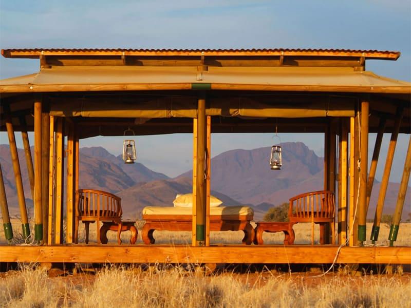 Namibia - Lodge