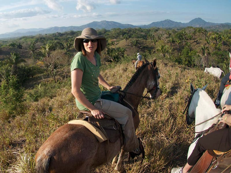 Costa Rica - Horse Riding
