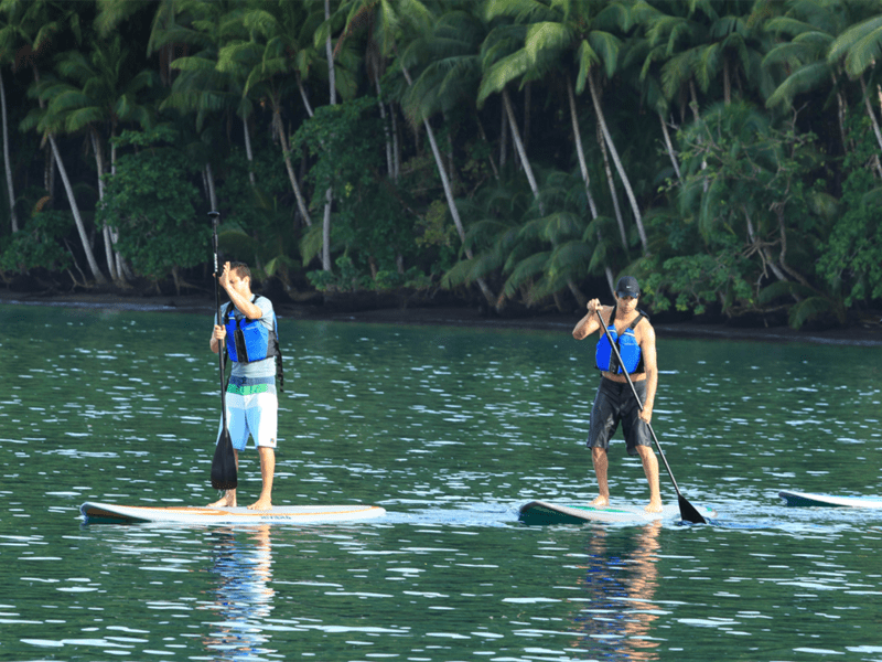 Costa Rica - Paddle Boarding