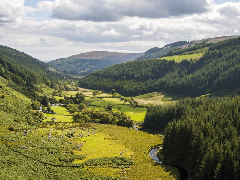Ireland - County Wicklow