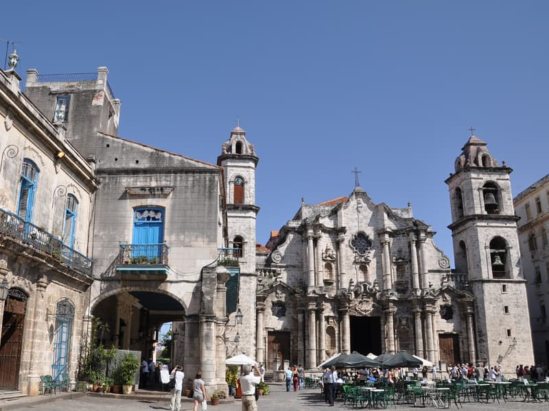 Cuba - Cathedral