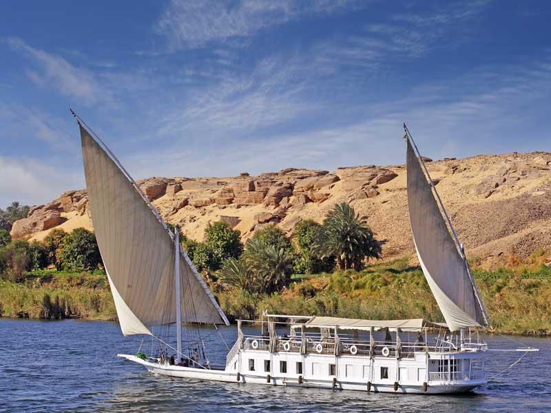 A Private Nile Cruise - Egypt