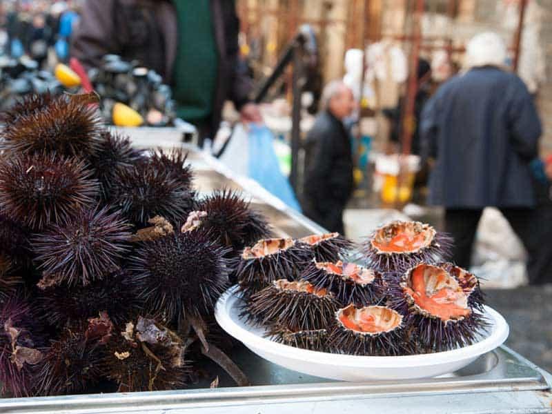 Catania - Fish Market