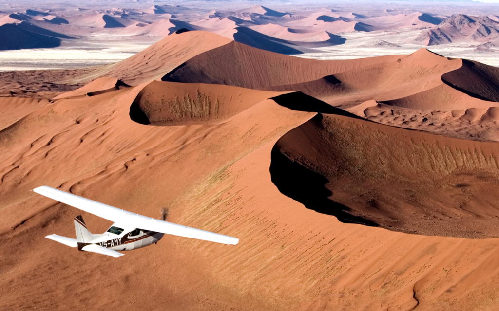 Flying Safari - Namibia