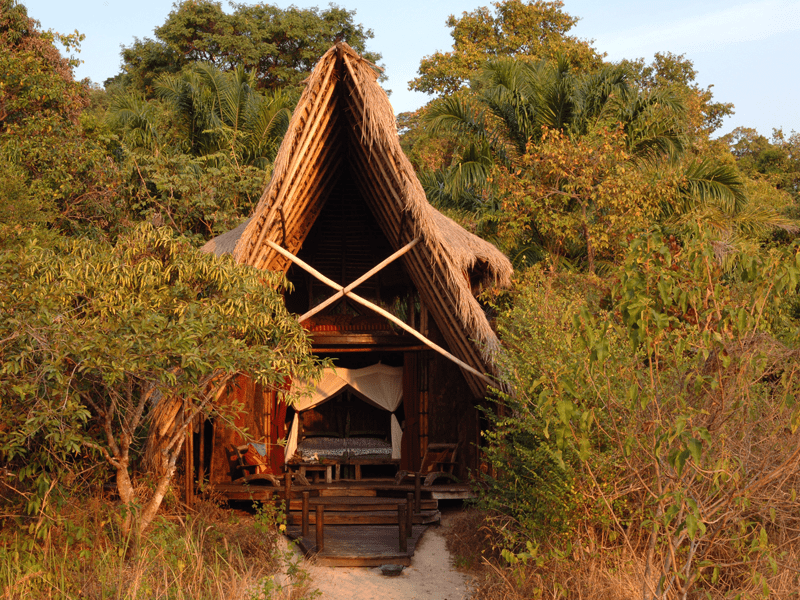 Tanzania - Mahale - Accommodation