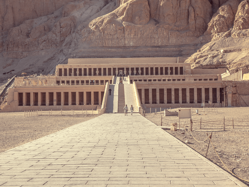 A Private Nile Cruise - Hatshepsut Temple