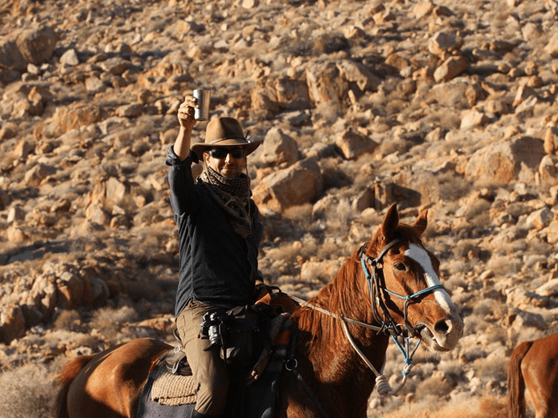 Horse Riding Safari - Namibia