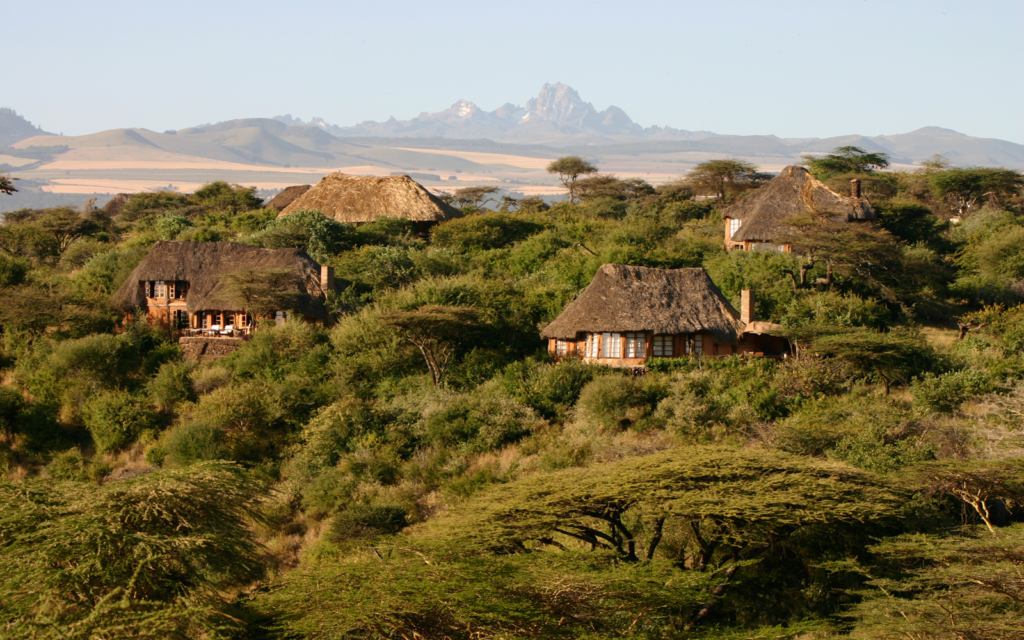 Kenyan Safari - Accommodation
