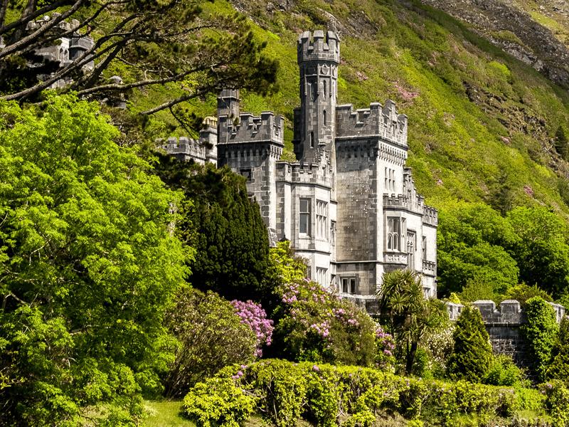 Ireland - Kyelmore Abbey