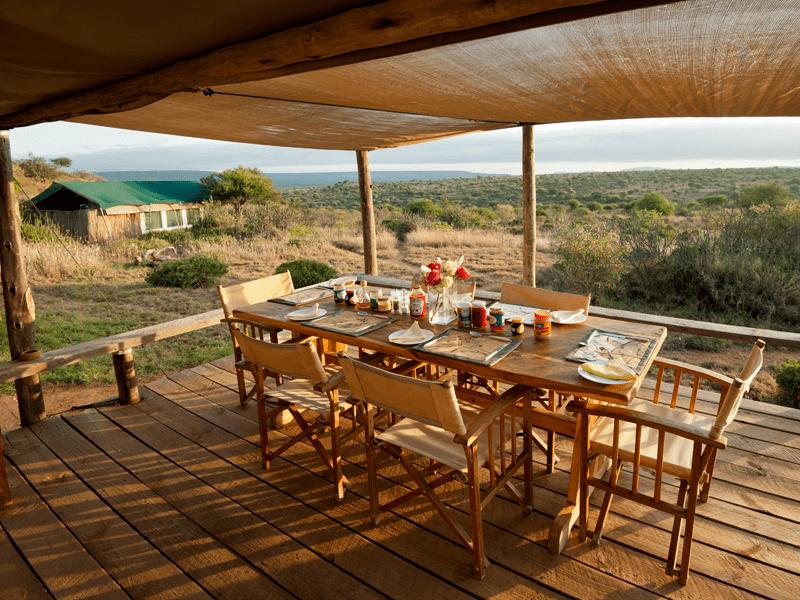 African Safari - Laikipia Breakfast