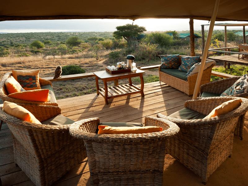 African Safari - Laikipia - Main Lodge
