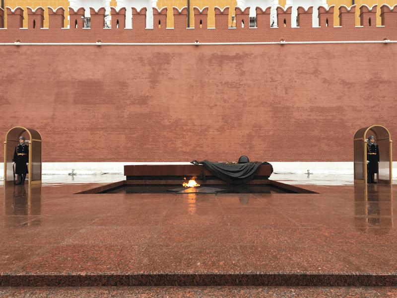 Kremlin - Unknown Solider