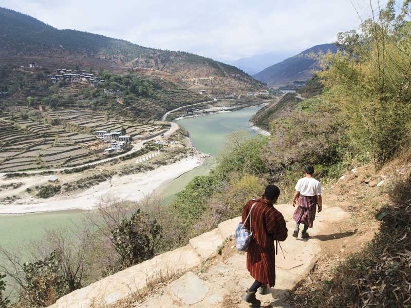 Bhutan - Trekking