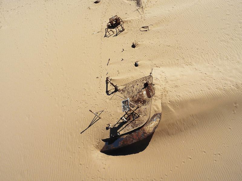 Namibia -Shipwreck
