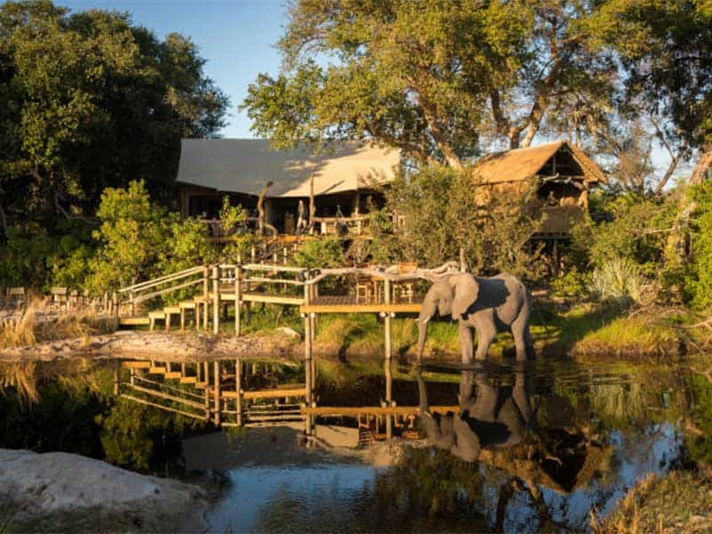 Botswana - Accommodation