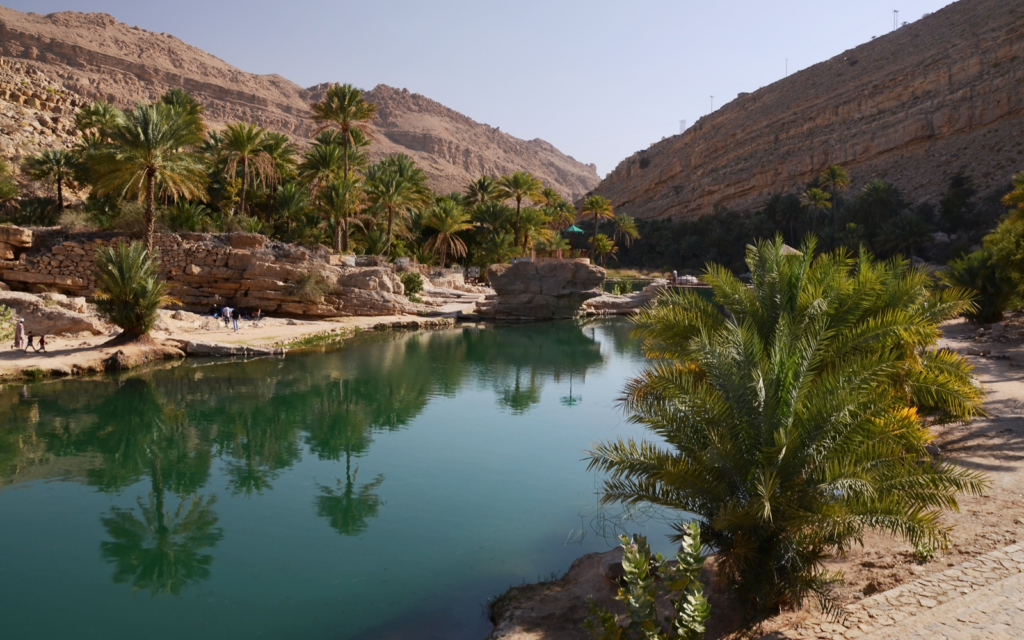 Oman - Wadi