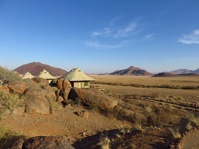 Horse Riding Safari - Accommodation