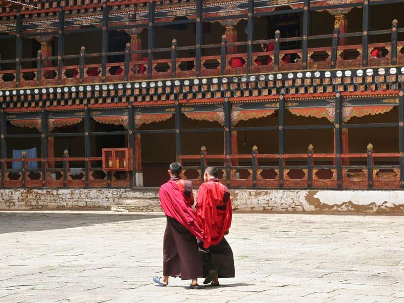 Bhutan - Rinpung Dzong