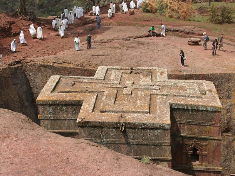 Historical Tour - Ethiopia - Lalibela