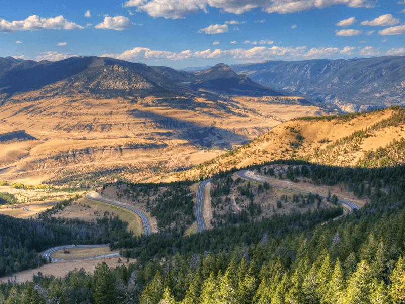 Yellowstone - Highway