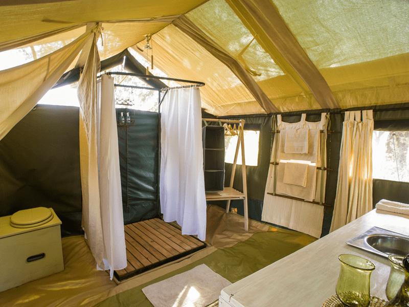 Serengeti - Accommodation