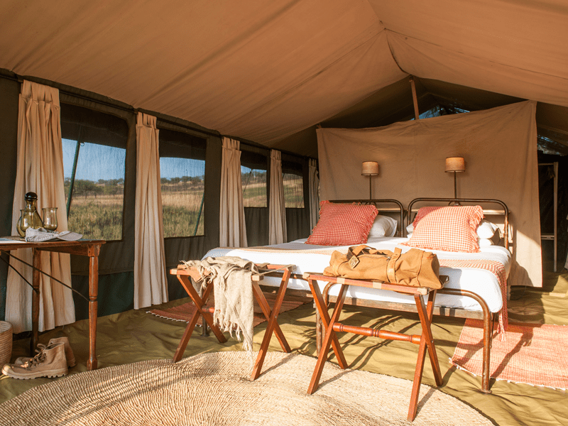 Tanzania - Serengeti Accommodation