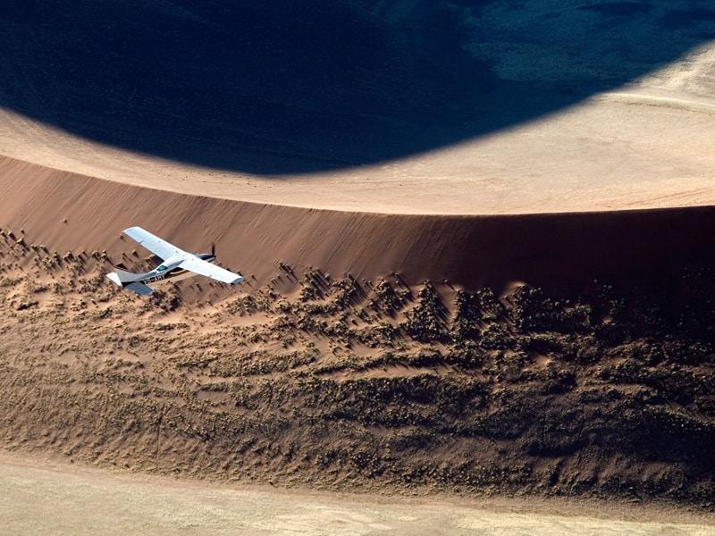 Flying Safari - Namibia