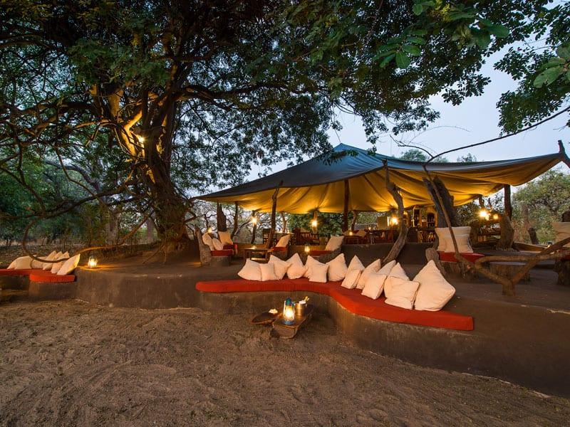 Zambia - Main Tent