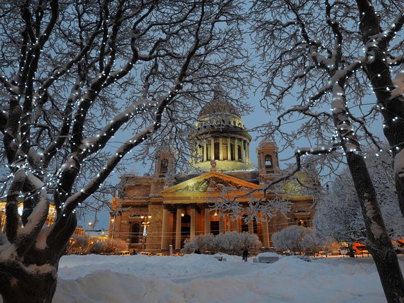 Isaacs Cathedral