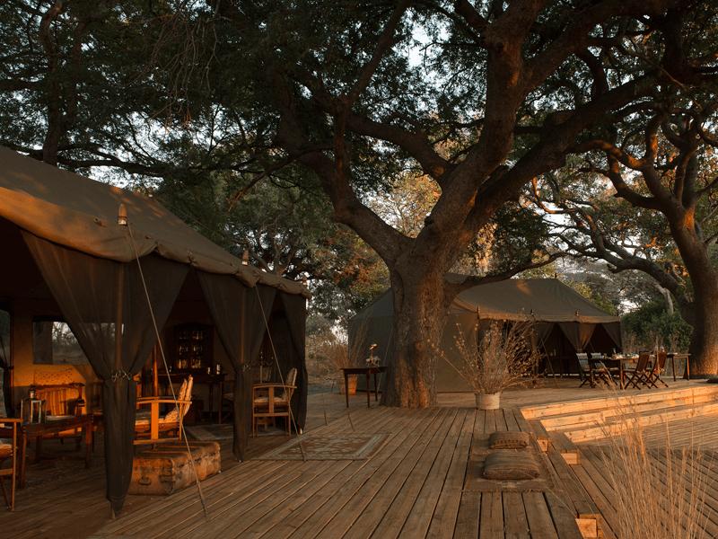 Tanzania - Katavi - Main Tent