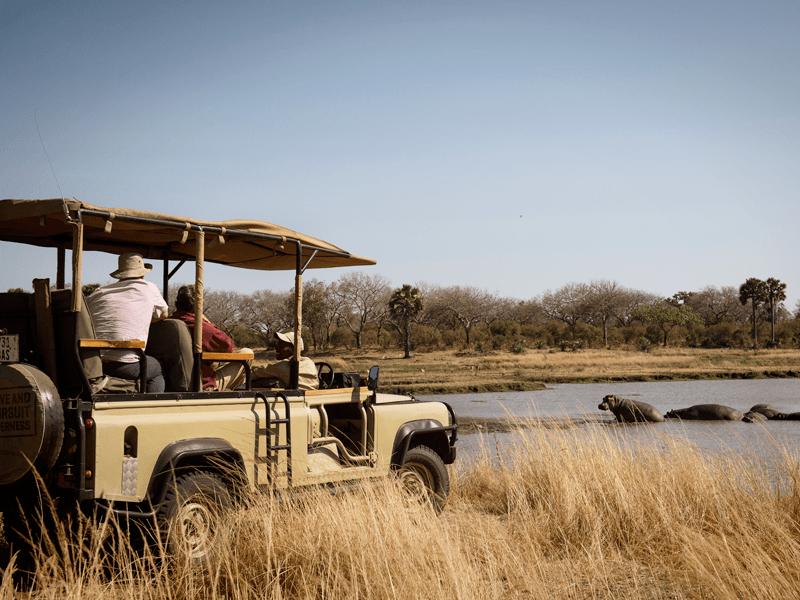 Classic Safari - Tanzania