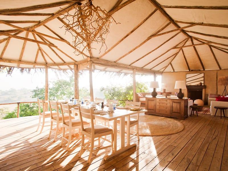 Serengeti - Dining Room