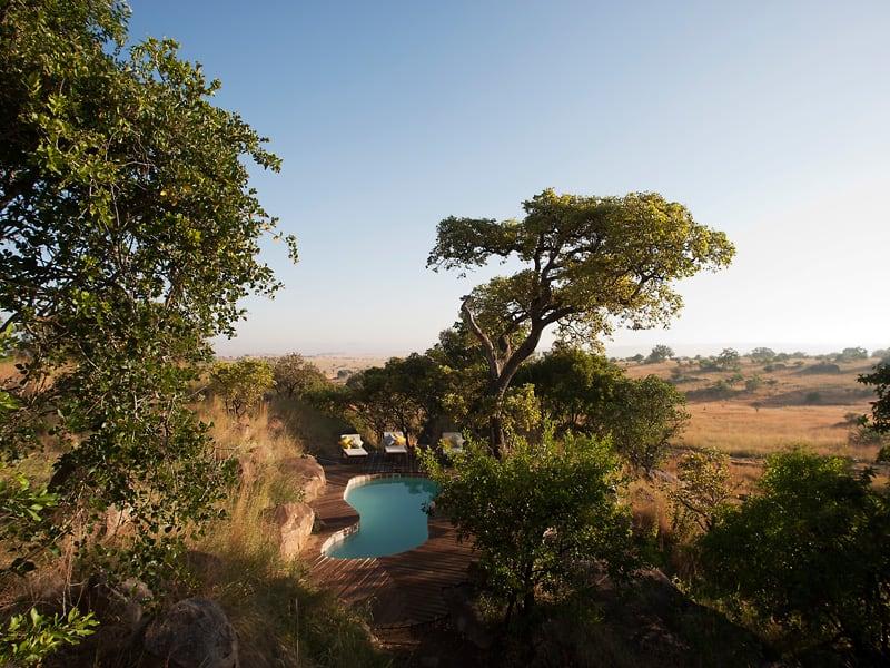 Serengeti - Swimming Pool