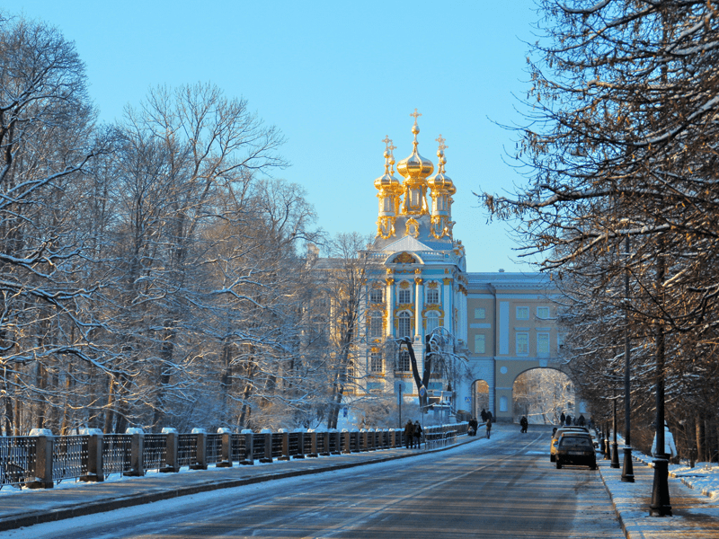Ballet And Fine Food - Catherine Palace