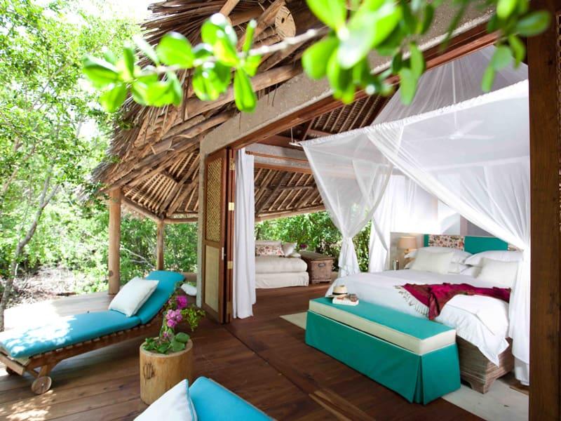Vamizi - Master Bedroom