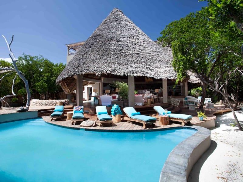 Vamizi - Swimming Pool
