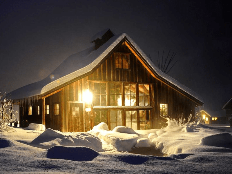 Winter Road Trip -