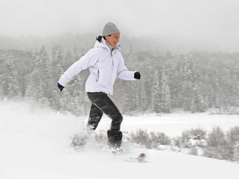 Winter Road Trip - Skiing