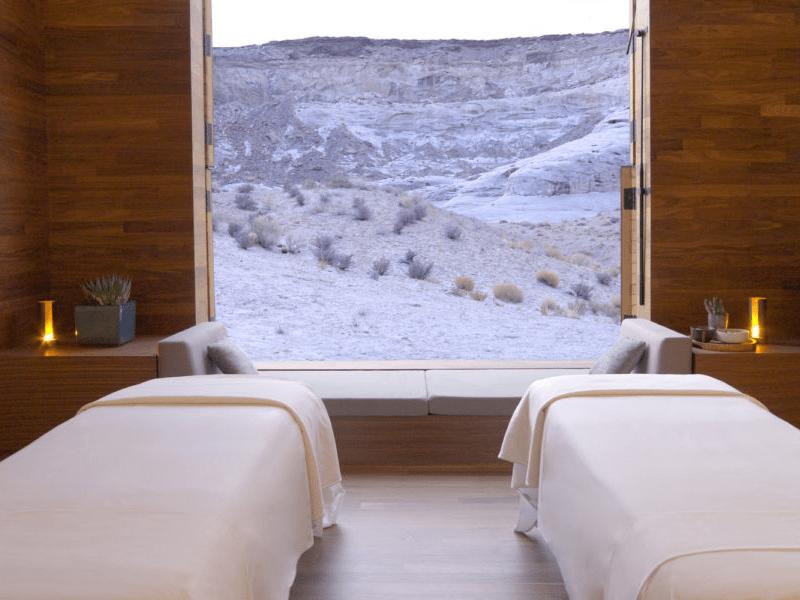 Winter Road Trip - Treatment Rooms
