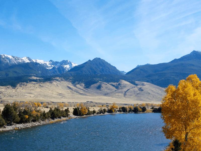 Grand Teton And Yellowstone - Yellowstone - Paradise Valley