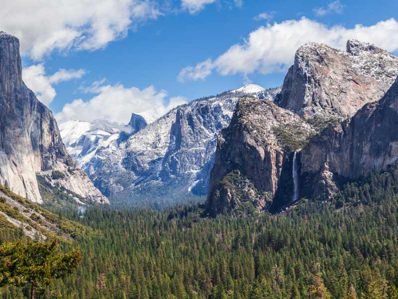 USA - Yosemite